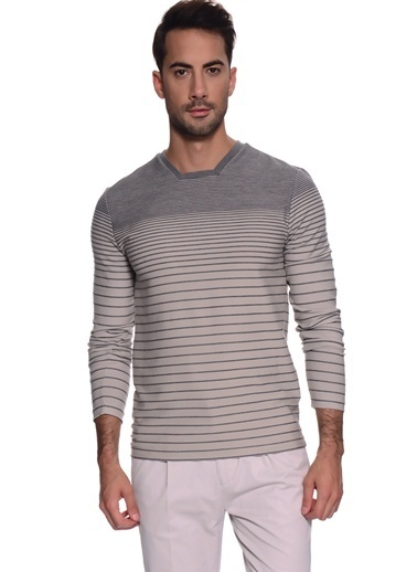 Penford Tişört Gri
